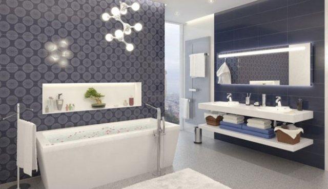 25 Ý tưởng thiết kế Phòng tắm hiện đại, yêu ngay từ cái nhìn đầu tiên thumbnail