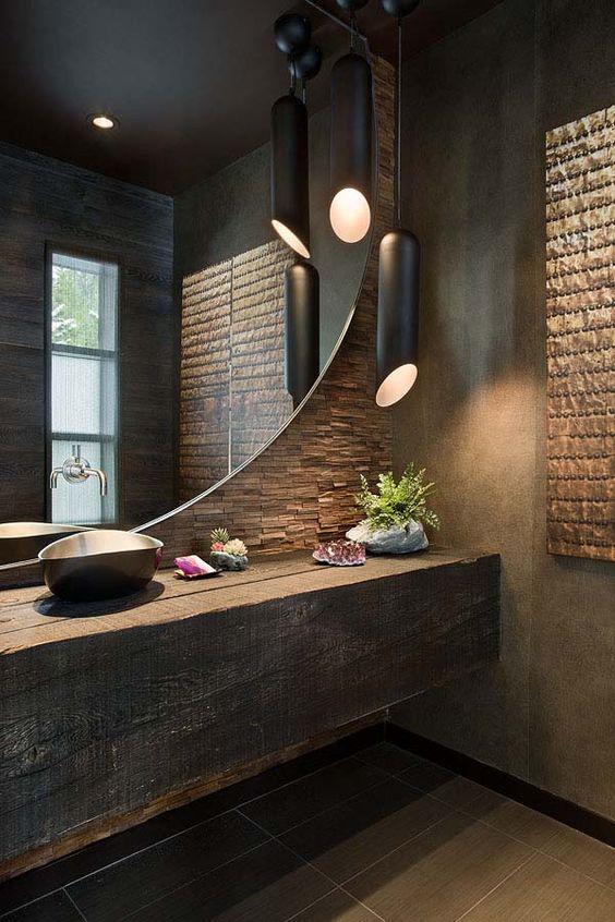 25 ý tưởng thiết kế phòng tắm hiện đại, cuốn hút từ cái nhìn đầu tiên