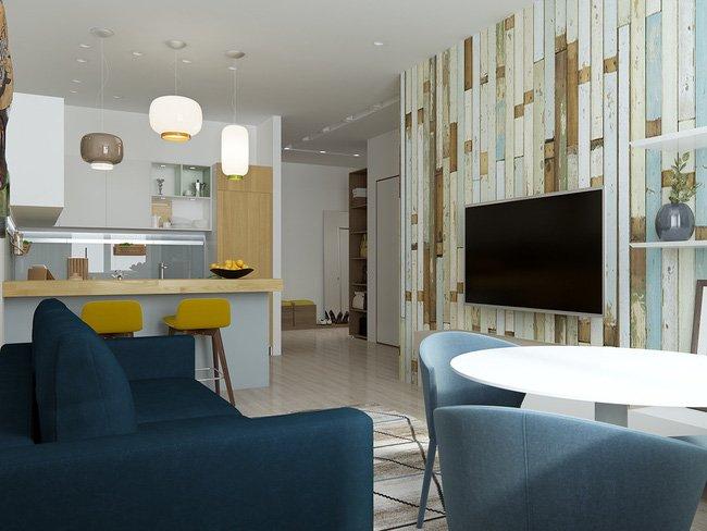 3 mẫu thiết kế chung cư mini đẹp hút mắt đến từng centimet post image