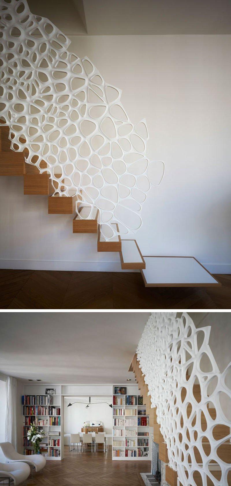 các mẫu lan can cầu thang đẹp