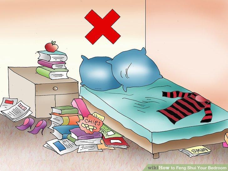Cách bố trí phong thủy phòng ngủ để tránh năng lượng âm