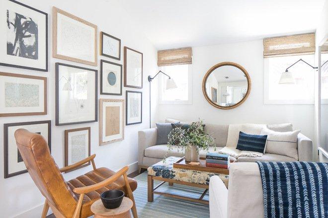 Làm mới không gian phòng khách đẹp cho gia đình bạn