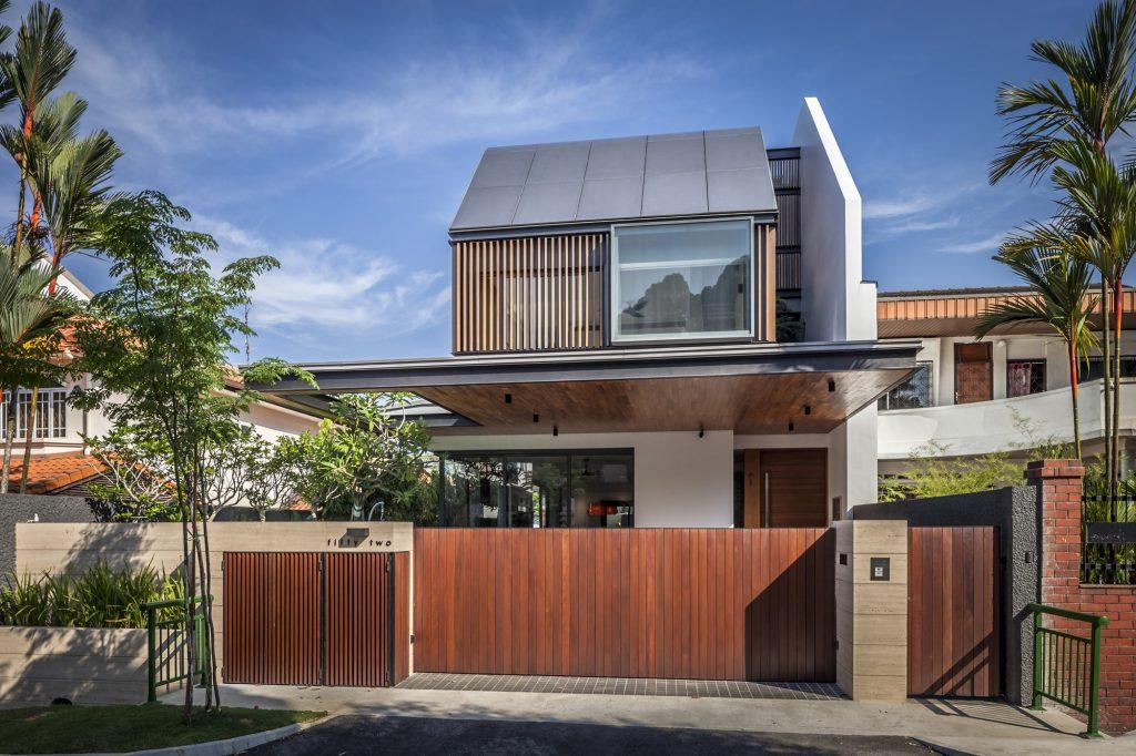 """Mẫu biệt thự đẹp 2 tầng với tầm nhìn """"triệu đô la"""" năm 2018 post image"""