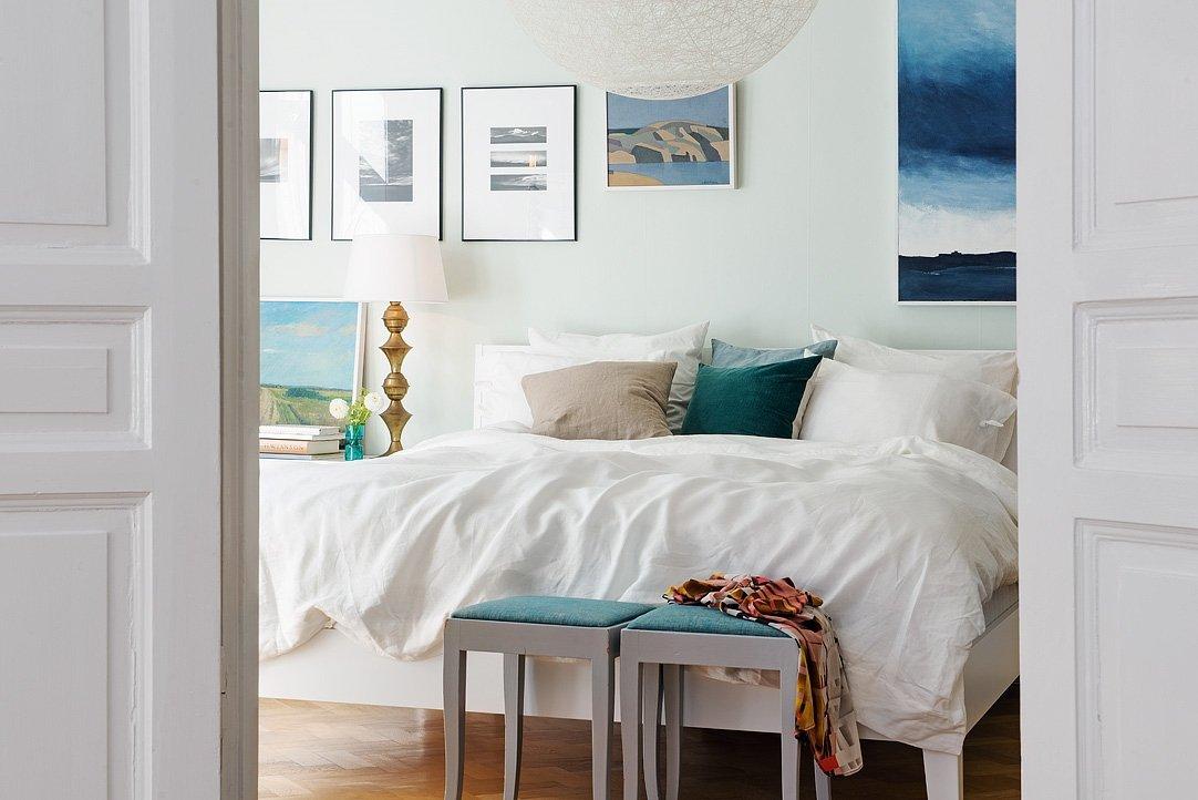 Xem phong thủy phòng ngủ nhà bạn: bắt đầu từ phong thủy giường ngủ post image