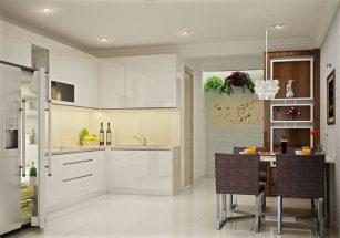 Mẫu thiết kế nhà bếp đơn giản hiện đại cho nhà cấp 4 thumbnail