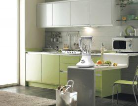 Bộ sưu tập tủ bếp cho mẫu thiết kế phòng bếp nhỏ đẹp thumbnail