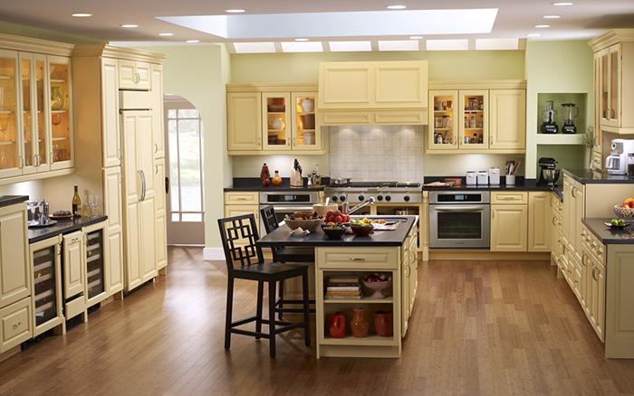 Chọn nội thất gỗ tăng thêm sự sang trọng và đẳng cấp