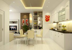 Bộ sưu tập phòng bếp đẹp cho nhà ống hiện đại năm 2017 thumbnail