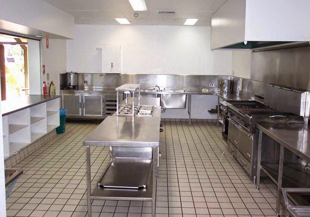 Phong thủy thiết kế bếp nhà hàng và thiết kế bếp nhà hàng nhỏ