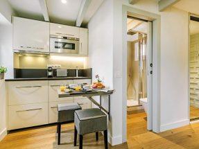 Tư vấn thiết kế phòng bếp và nhà vệ sinh hợp phong thủy cho nhà hẹp thumbnail