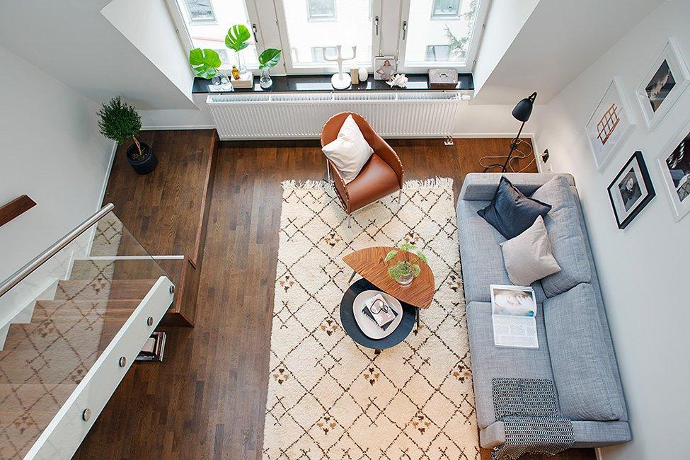 Thiết kế căn hộ chung cư đẹp sang trọng theo phong cách Scandinavia thumbnail