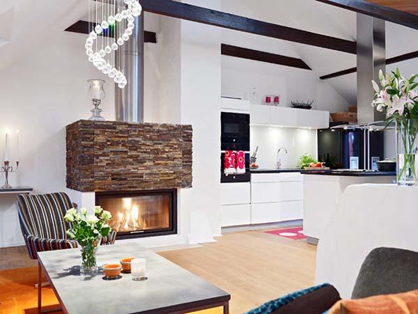 Thiết kế nội thất căn hộ sang trọng toả sáng trong không gian nhỏ thumbnail
