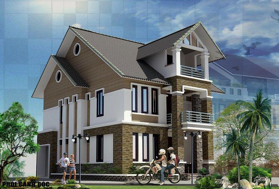 8 mẫu thiết kế nhà biệt thự đẹp với kiến trúc độc lạ post image