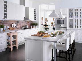 Hướng đặt nội thất nhà bếp theo phong thủy thumbnail