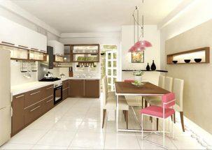 Bộ sưu tập các mẫu nhà bếp đẹp hợp phong thủy thumbnail
