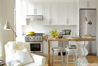 17 mẫu thiết kế nhà bếp nhỏ xinh gọn đẹp đơn giản cho diện tích hẹp nhỏ thumbnail