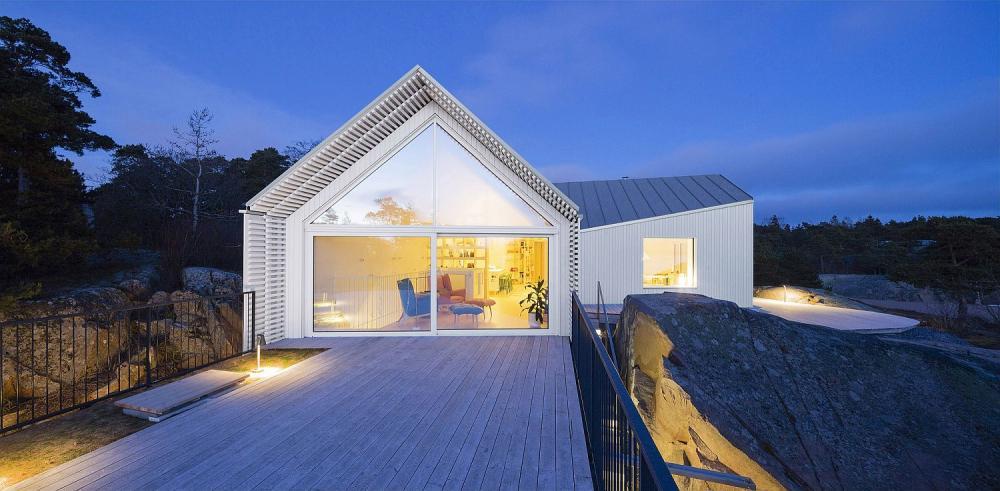 Mẫu thiết kế nội thất biệt thự 1 tầng đẹp theo phong cách Scandinavian post image