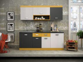 Bí quyết thiết kế phòng bếp nhà ống đơn giản mà đẹp hút hồn thumbnail