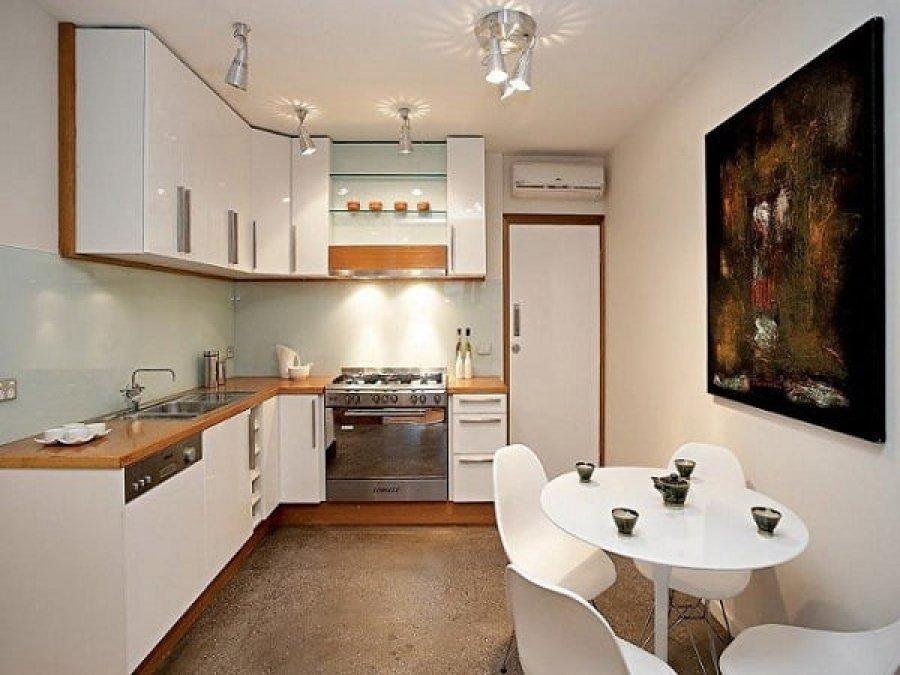 10 mẫu thiết kế phòng bếp nhà ống đẹp hiện đại & tiện nghi năm 2018 post image