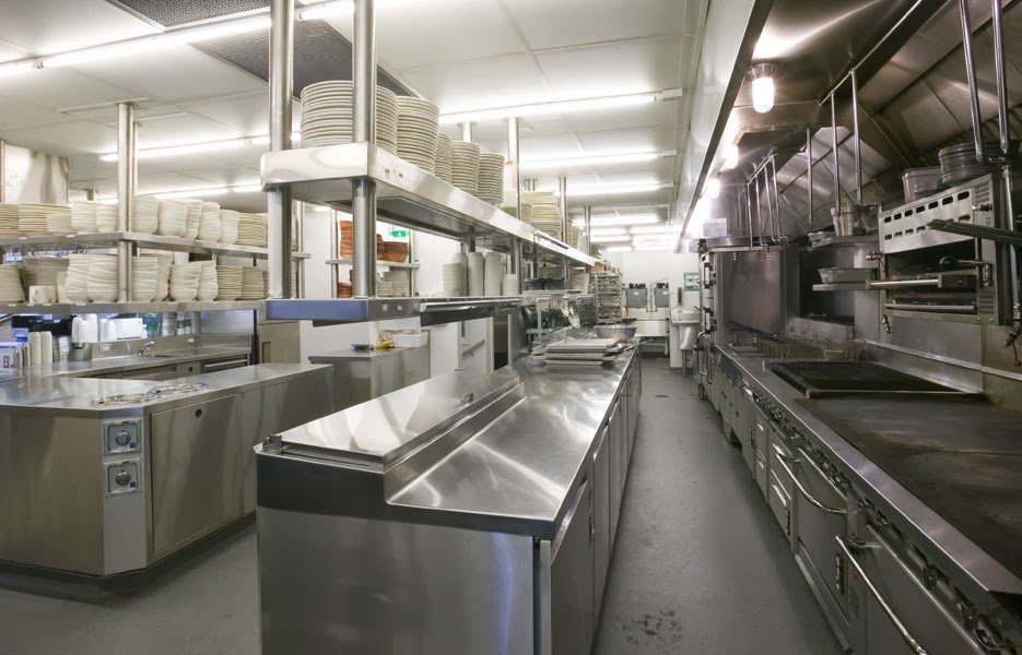 Tiêu chuẩn thiết kế bếp ăn công nghiệp, bếp ăn tập thể post image
