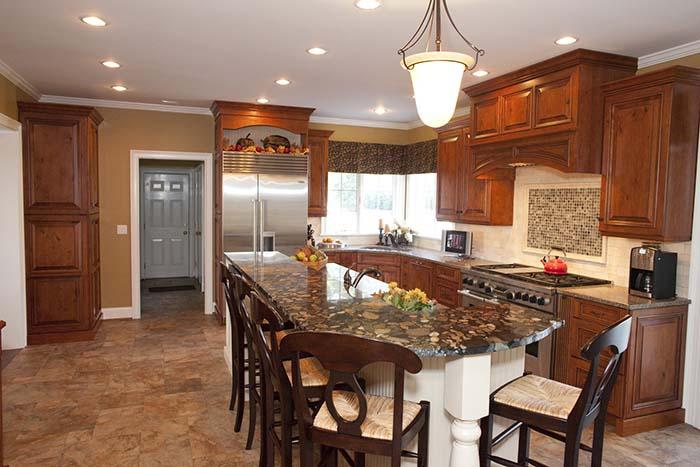 10 mẫu thiết kế tủ bếp hiện đại gỗ tự nhiên cho nhà bếp thêm xinh post image