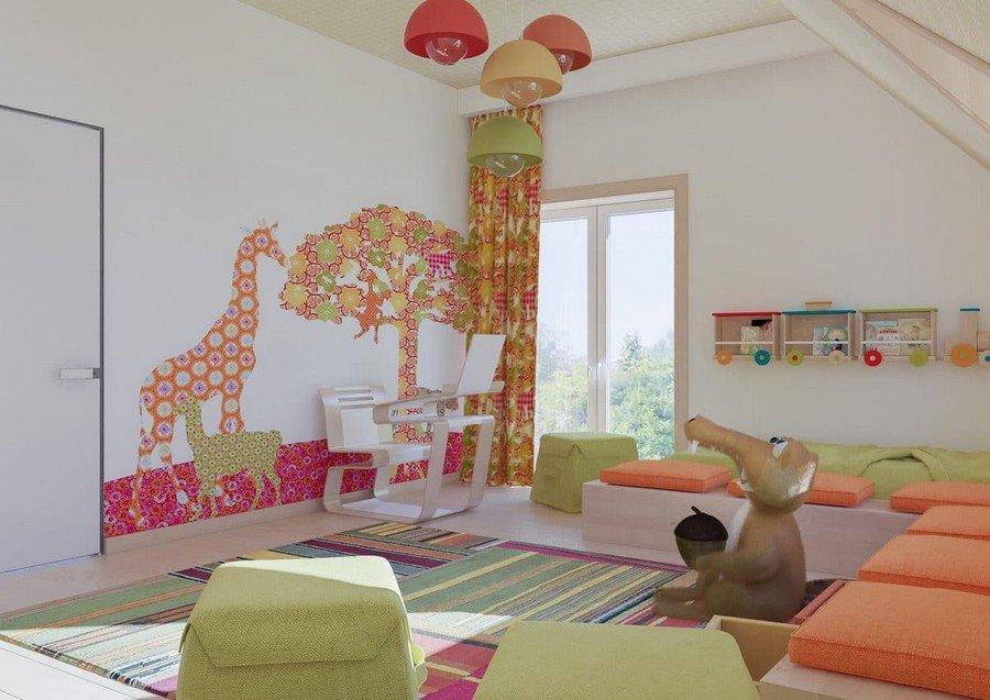 """10 thiết kế nội thất phòng ngủ trẻ em đẹp """"HÚT HỒN NGƯỜI"""" thumbnail"""