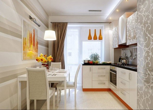 23 mẫu thiết kế nhà bếp cho nhà chung cư nhỏ siêu dễ thương-20