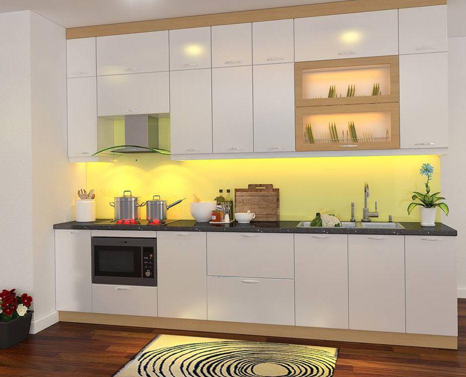 23 mẫu thiết kế nhà bếp cho nhà chung cư nhỏ siêu dễ thương-6