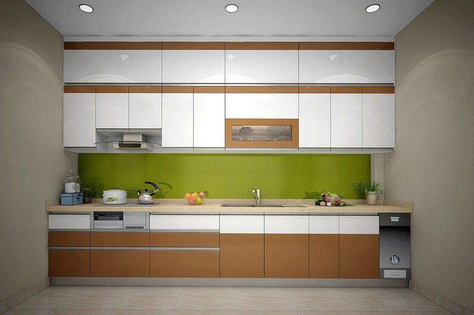 23 mẫu thiết kế nhà bếp cho nhà chung cư nhỏ siêu dễ thương-7