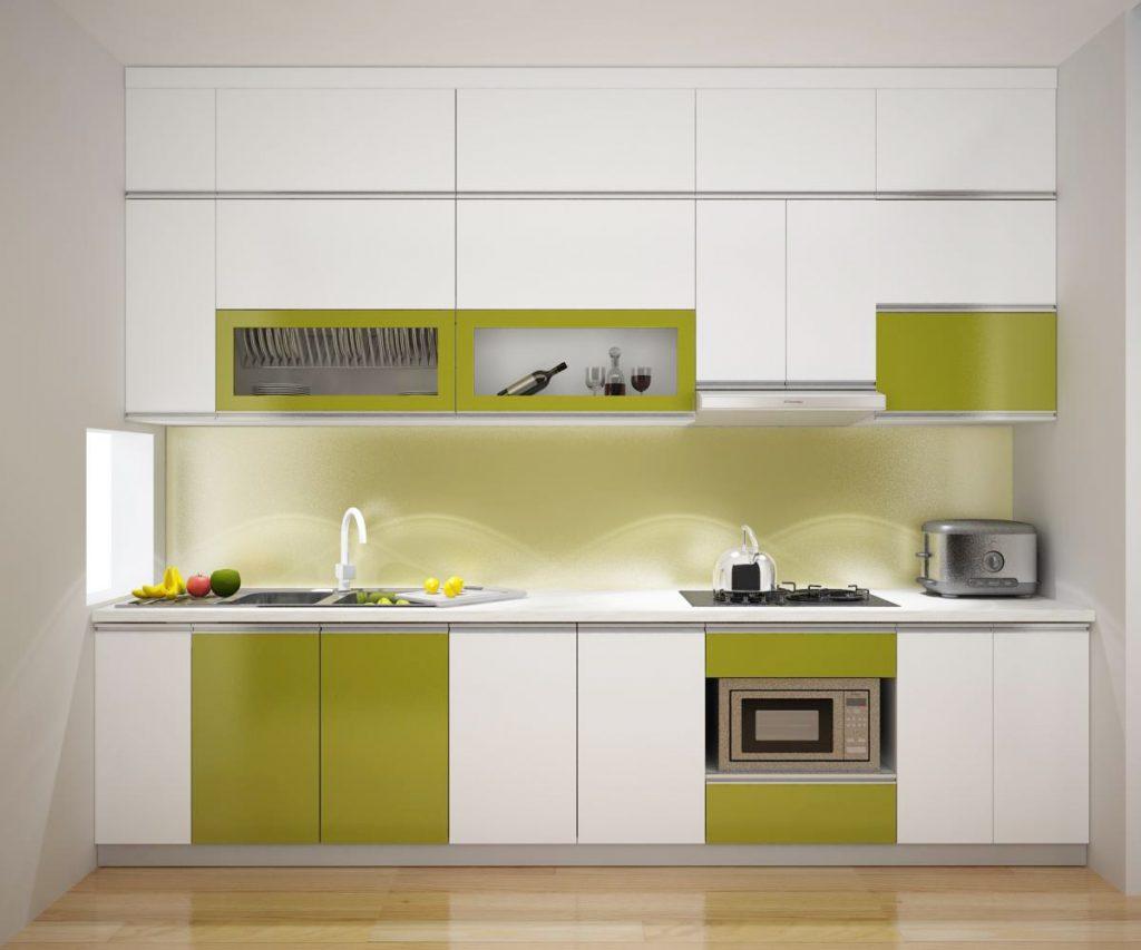 23 mẫu thiết kế nhà bếp cho nhà chung cư nhỏ siêu dễ thương-8