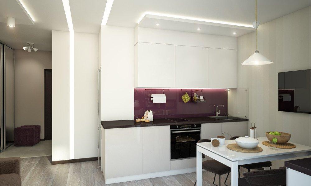 23 mẫu thiết kế nhà bếp cho nhà chung cư nhỏ siêu dễ thương-10
