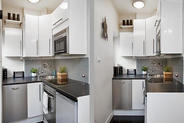 23 mẫu thiết kế nhà bếp cho nhà chung cư nhỏ siêu dễ thương-11
