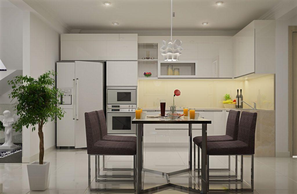 23 mẫu thiết kế nhà bếp cho nhà chung cư nhỏ siêu dễ thương-12