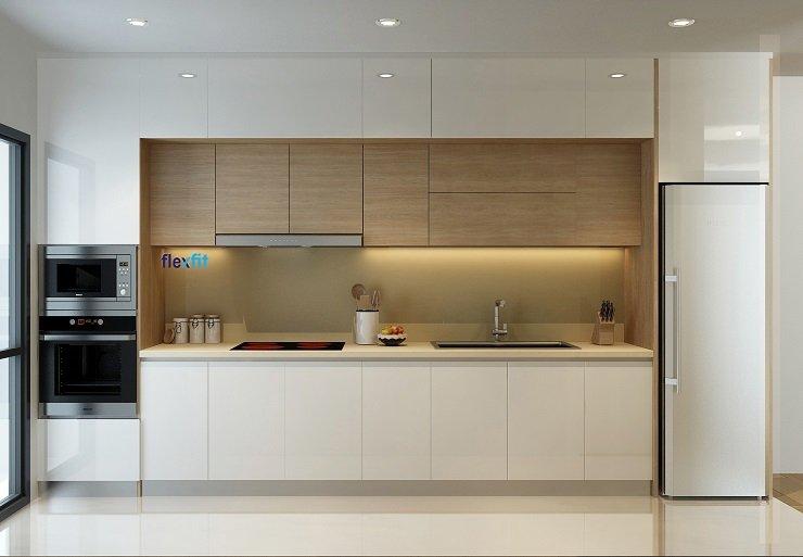 23 mẫu thiết kế nhà bếp cho nhà chung cư nhỏ siêu dễ thương-13