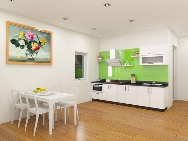 23 mẫu thiết kế nhà bếp cho nhà chung cư nhỏ siêu dễ thương-19