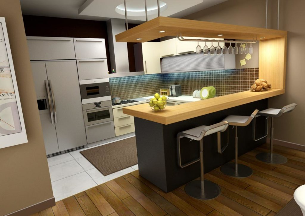 23 mẫu thiết kế nhà bếp cho nhà chung cư nhỏ siêu dễ thương-18