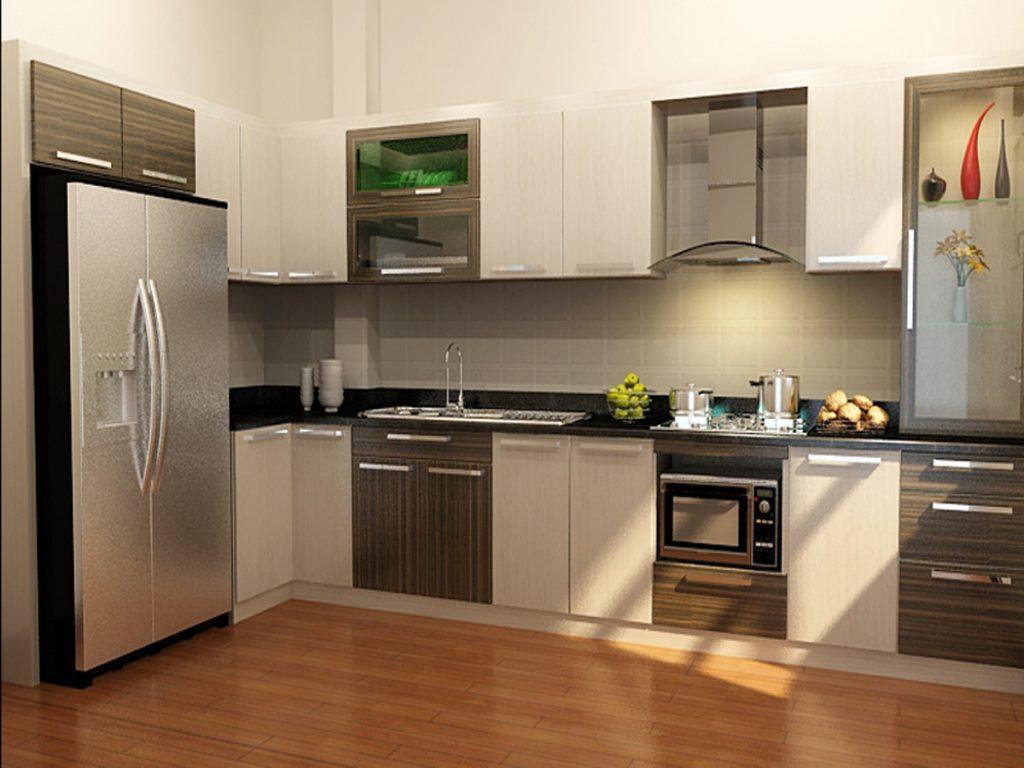 23 mẫu thiết kế nhà bếp cho nhà chung cư nhỏ siêu dễ thương