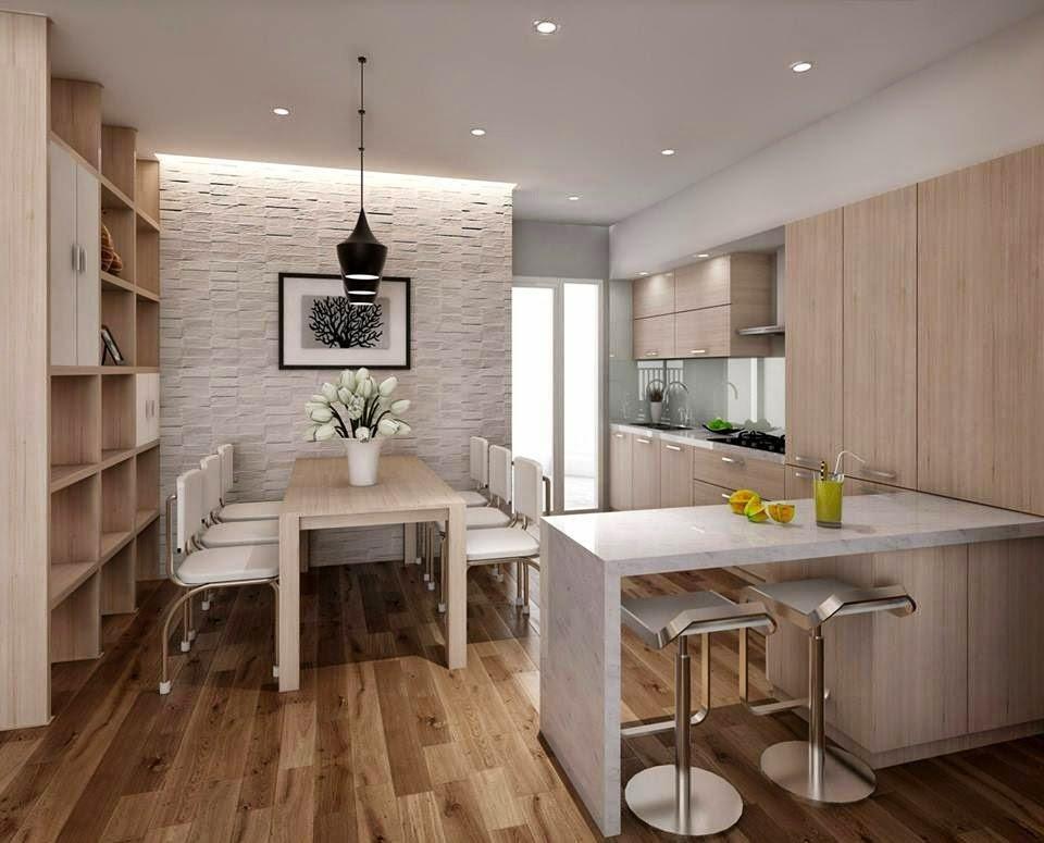 23 mẫu thiết kế nhà bếp cho nhà chung cư nhỏ siêu dễ thương-1