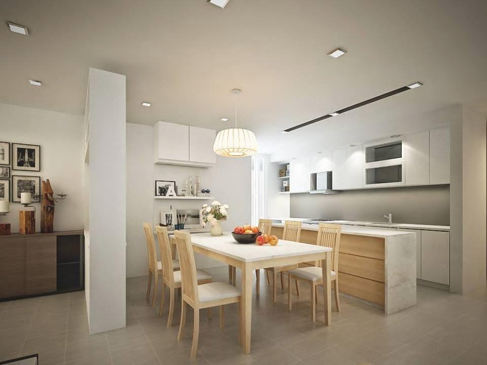 23 mẫu thiết kế nhà bếp cho nhà chung cư nhỏ siêu dễ thương-3