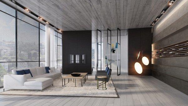 9 mẫu thiết kế căn hộ chung cư mini hiện đại và đẹp cho vợ chồng trẻ post image