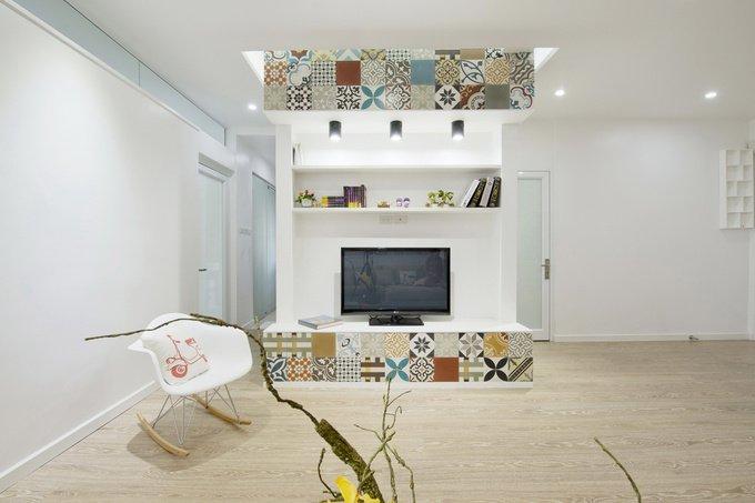Cách trang trí nội thất căn hộ chung cư 60m2 đẹp ấn tượng thumbnail