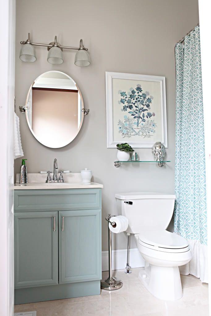 Khắc phục không gian cho phòng tắm nhỏ trở nên rộng rãi hơn