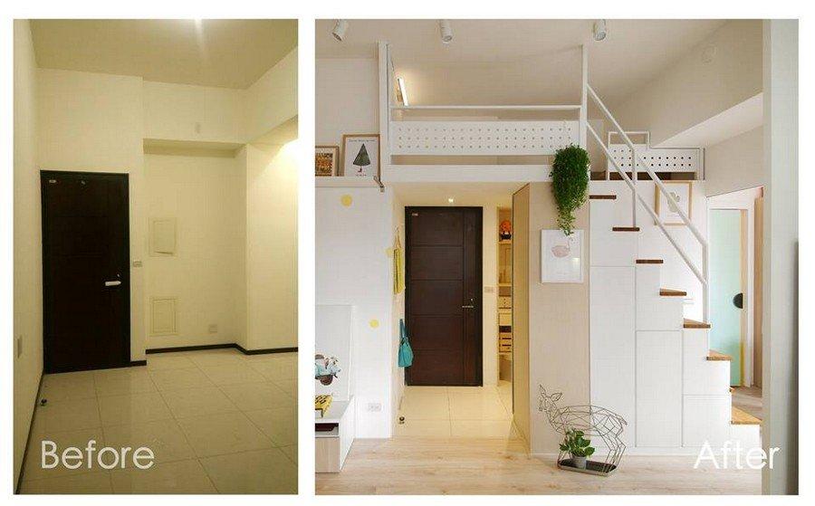 Cải tạo thiết kế nội thất căn hộ nhỏ thành không gian sống lý tưởng thumbnail