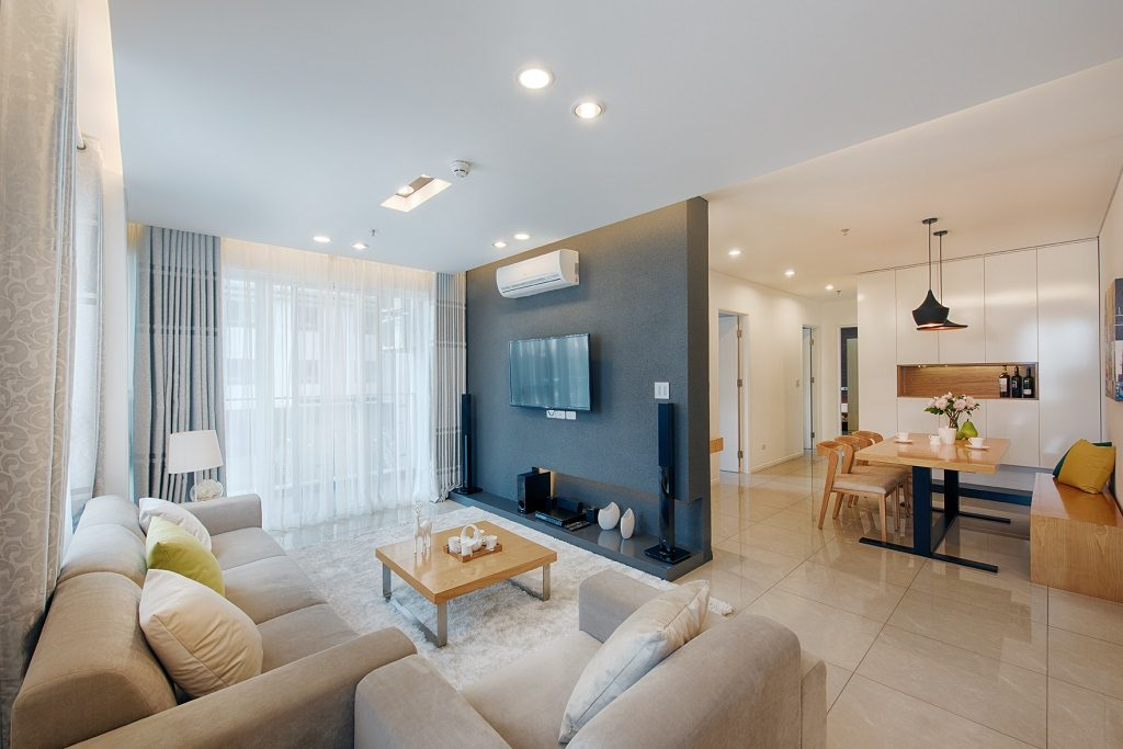 Mãn nhãn với xu hướng thiết kế nội thất căn hộ siêu đẹp và hiện đại thumbnail