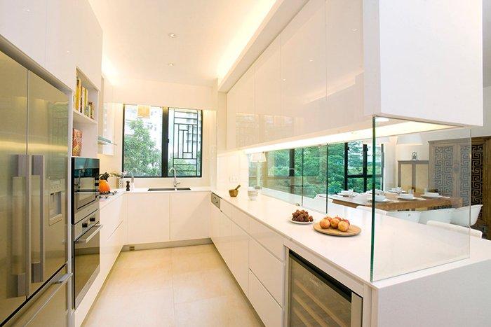 Mẹo thông minh thiết kế bếp cho nhà có diện tích nhỏ post image