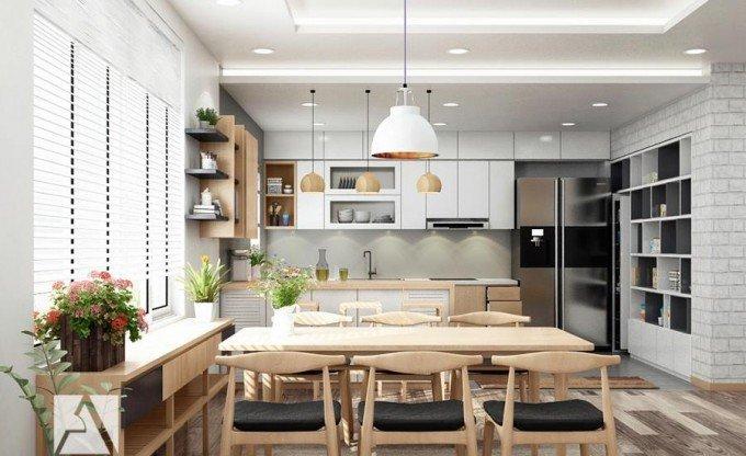 Cách thiết kế nhà bếp đẹp và các mẫu thiết kế nhà bếp đẹp năm 2018 post image