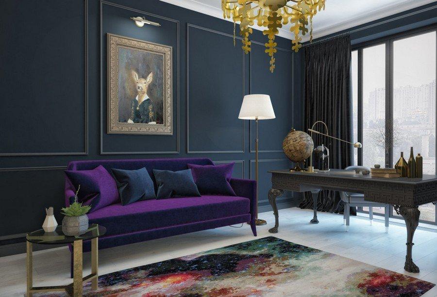 Thiết kế nội thất nhà chung cư với nội thất cổ điển đẹp và hiện đại thumbnail