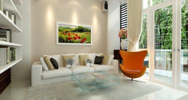 Thiết kế nội thất nhà ống 3 tầng hiện đại tiện nghi năm 2017 thumbnail