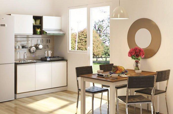 Top 10 mẫu thiết kế nội thất nhà bếp thông minh cho người nội trợ post image