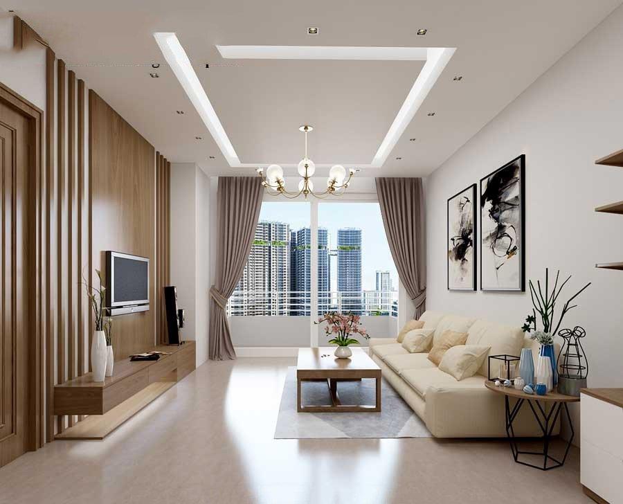 Xu hướng thiết kế chung cư đẹp vừa hiện đại vừa sang trọng năm 2018 thumbnail